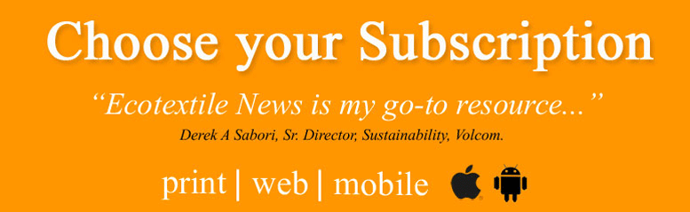 Subscription Options for Ecotexile News