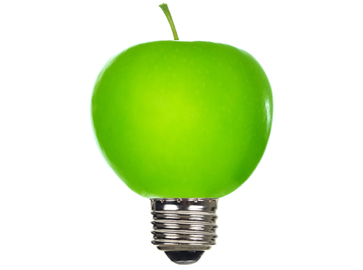 Energy apple