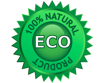 Eco-textile labels