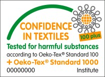 Oekotex standard 100 plus