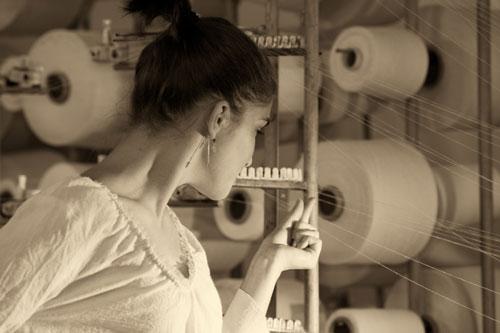Yarn testing