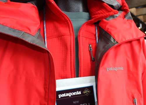 Patagonia shell