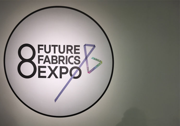 London's Victoria House played host to the eighth Future Fabrics Expo