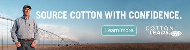 Cotton Leads August 2019