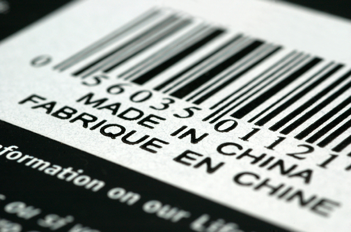 China label
