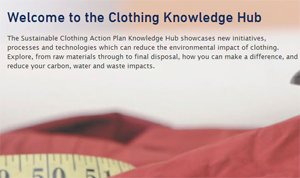 Clothing Knowledge Hub