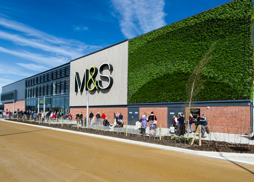 Marks and Spencer, Monks Cross,