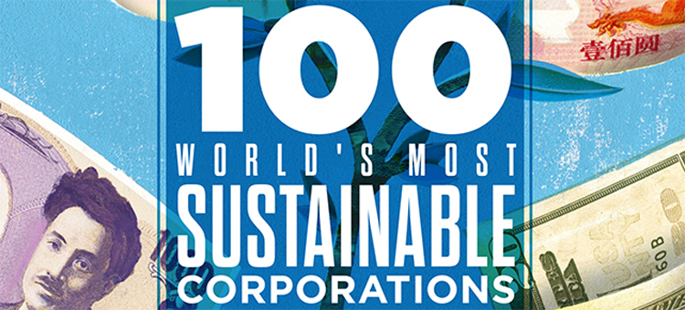 """Apparel brands """"corporate leaders in sustainability"""