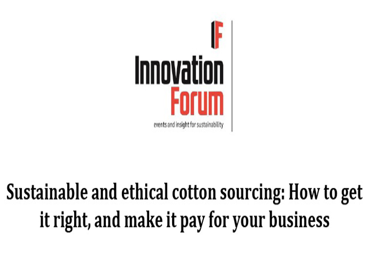 Sustainable Cotton Forum