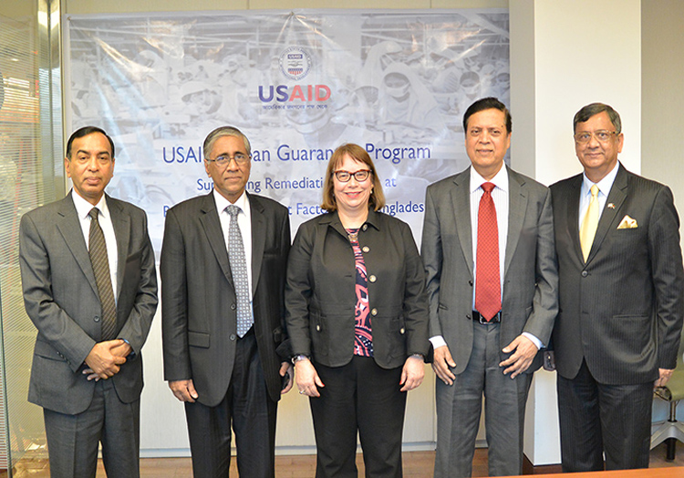 USAID finance agreement