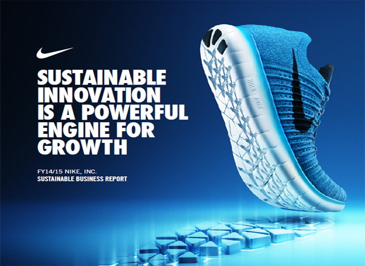 Nike sets 2020 targets in sustainability report | Fashion