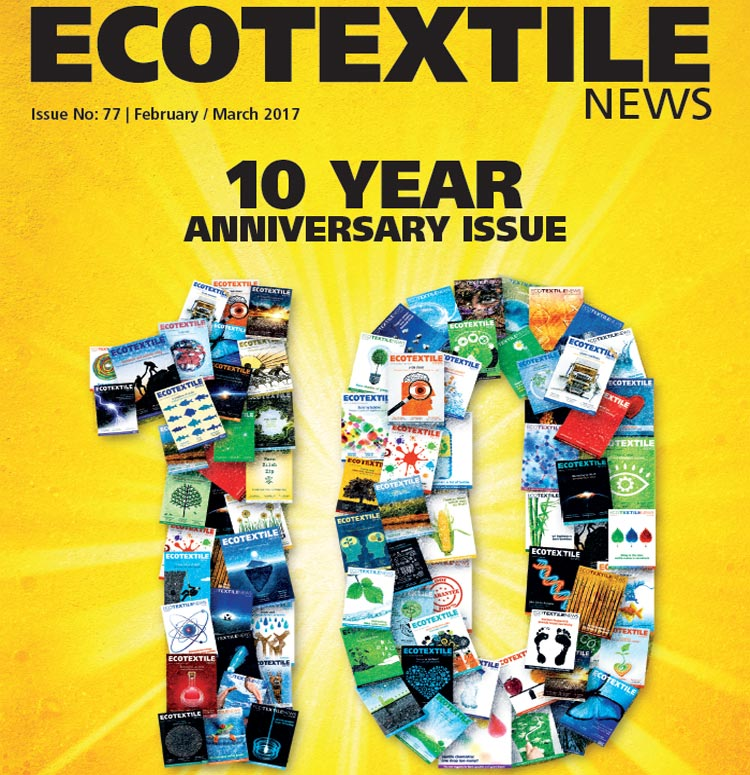 d4e57d1e8 WAKEFIELD – Water is the most serious long term environmental challenge  facing the global textile industry – that's the finding of research by  Ecotextile ...