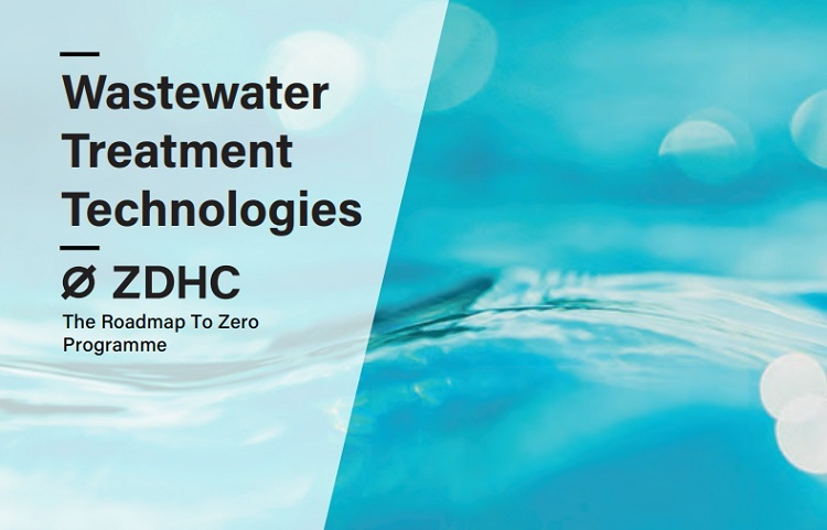 ZDHC publishes Wastewater Treatment Technologies guide