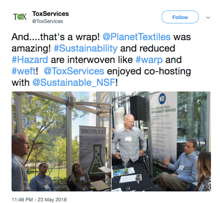 Planet Textiles 2018: mission accomplished in Canada | Shows