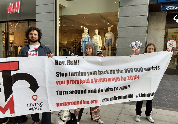 Clean Clothes Campaign rebukes H&M wage claims