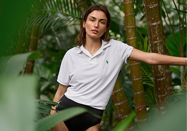 For Materials Recycled Introduces Lauren PoloFashion Ralph Earth doWrCBxe
