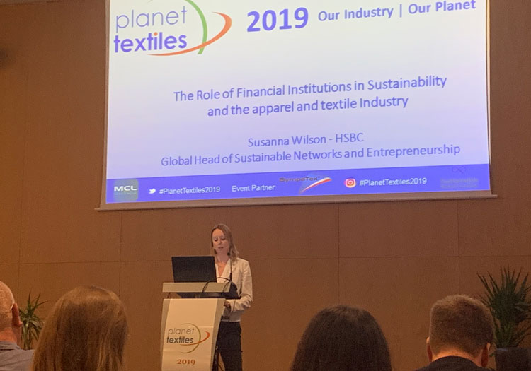 Planet Textiles: HSBC and the future of finance | Shows