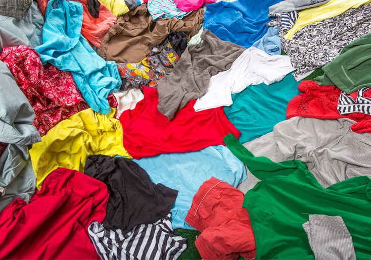 Crystal gives fabric waste a second life | Fashion & Retail