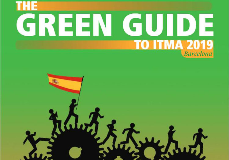 Green Guide to ITMA 2019 published