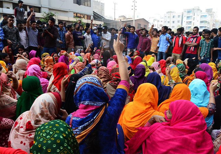 Bangladesh Accord breakthrough: transition deal struck