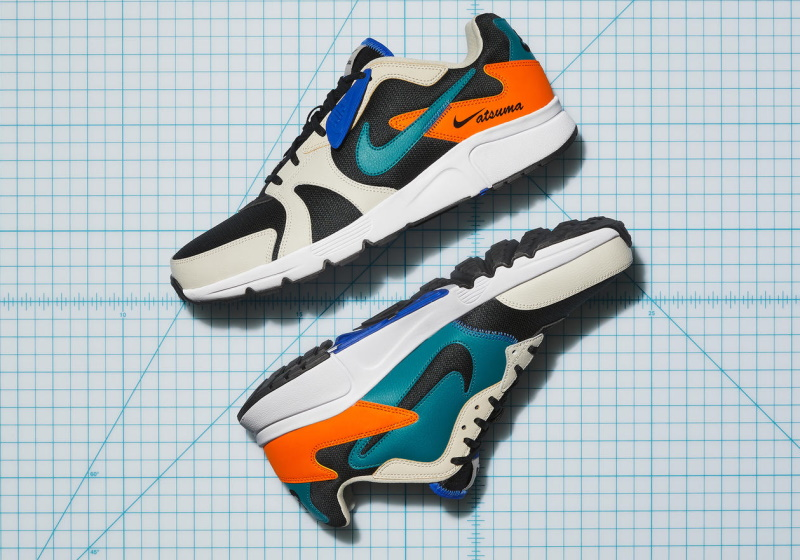 fatigue Melting mini  Nike tweaks footwear design to use offcuts | Materials & Production News |  News