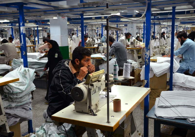 COVID-19 threat to 1m workers in Pakistan | Materials & Production News | News